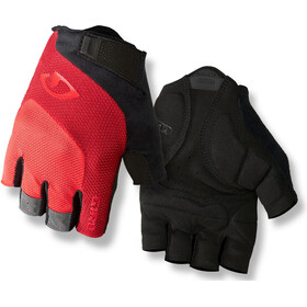 Giro Bravo Gel Bike Gloves red/black